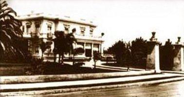 John D. Spreckles Mansion on Coronado Island near downtown San Diego