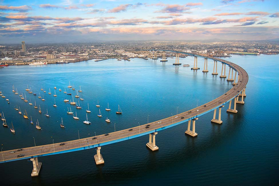 Image of Coronado Bridge